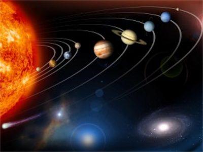 太陽系ランキング