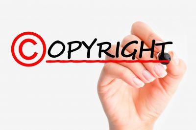 あまり知られていない法律違反 著作権法律違反