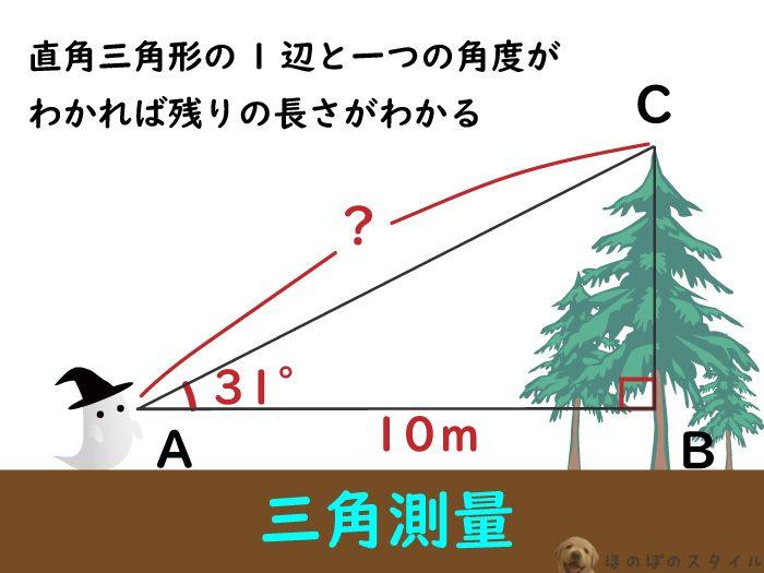 星までの距離を測る三角測量方法1