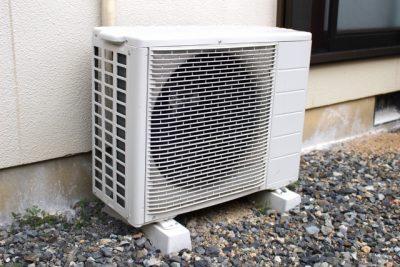 エアコンの仕組み 室外機