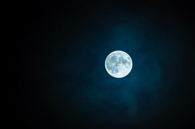 虫は明かりに集まってきてるのではなかった!月の光と間違えて集まってきていた!